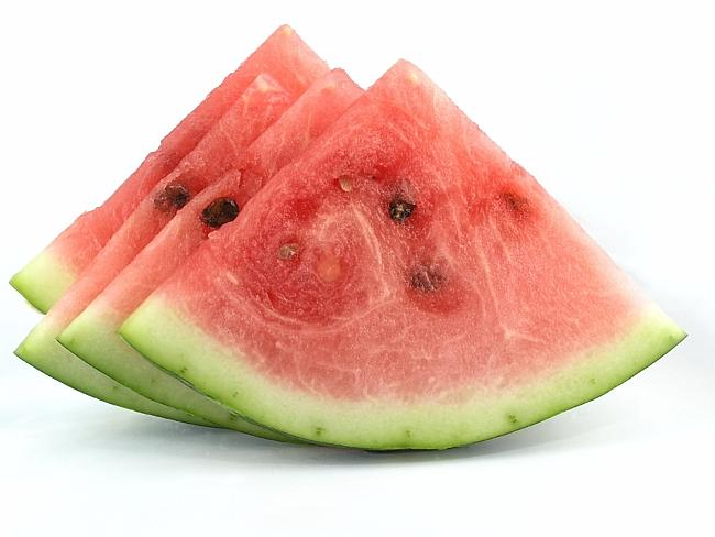 Maximise your watermelon consumption in the summertime.
