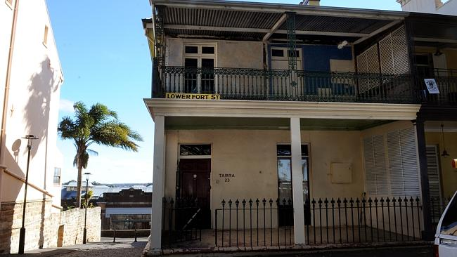 First 6 public housing properties being sold by the state government at Millers Point at