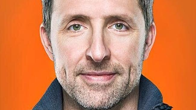 Bulletproof: Dave Asprey has made an empire touting the art and science of 'biohacking'.