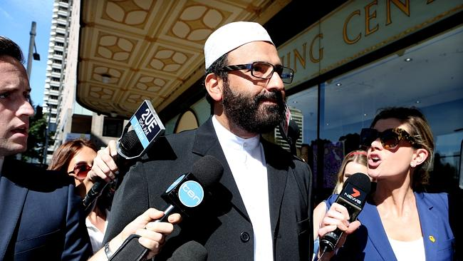 Haron Monis was charged for sending hate letters to families of soldiers killed in Afghan