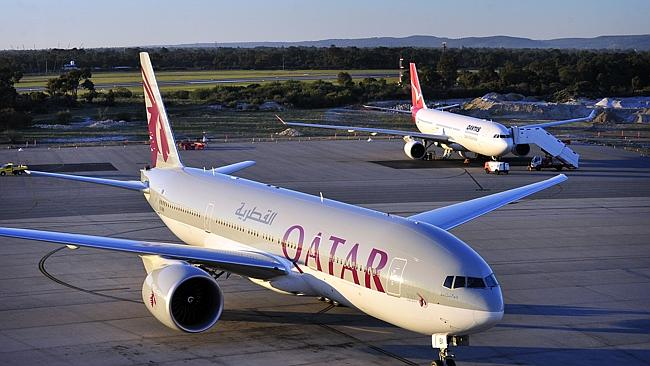 Qatar Airways is the first airline in the world to test automatic aircraft tracking.