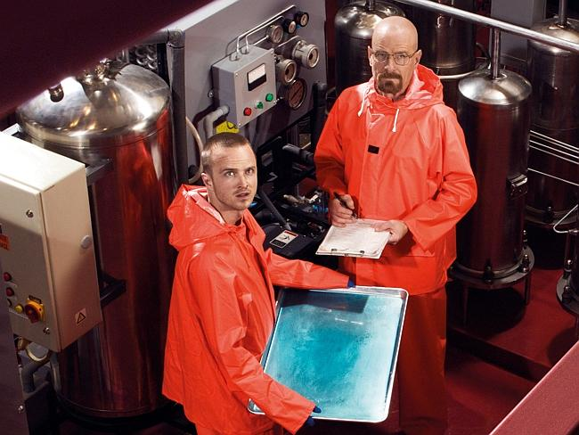 Karam wanted to cook the drug ice in massive quantities, reminiscent of the TV series Bre