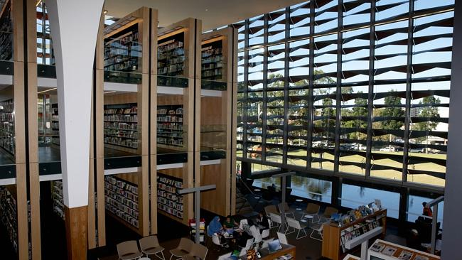 Bankstown Library and Knowledge Centre is a finalist in three awards for the Australian I