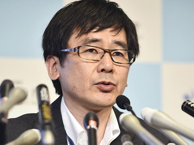 Japan Meteorological Agency's earthquake and volcano observations division director Koji
