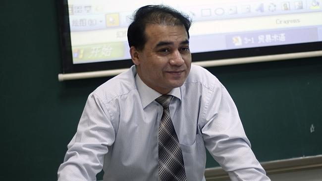Detained Fengrui lawyer Wang Yu had defended prominent Uighur economist Ilham Tohti, who