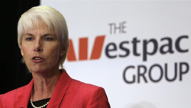 WBC CEO Gail Kelly