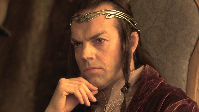 Image result for hugo weaving lord of the rings