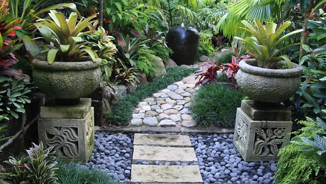 10 Best Images About Landscaping Tropical Garden Design On
