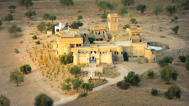 An incredible desert getaway, the Mihir Garh. Picture: James Kay / Lonely Planet.