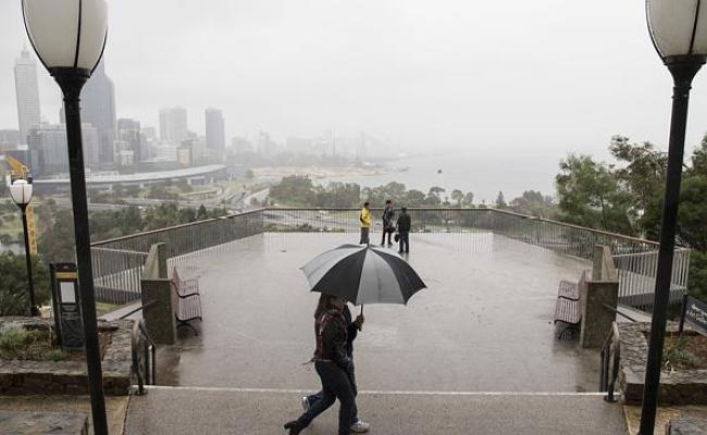 Severe Weather Warning Issued For Perth And South West