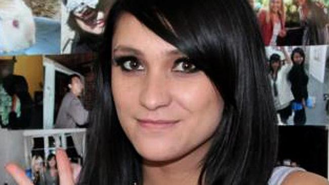 FATAL PLUNGE: A Facebook image of 26 year old New Zealand lady Warriena Tagpuno Wright wh