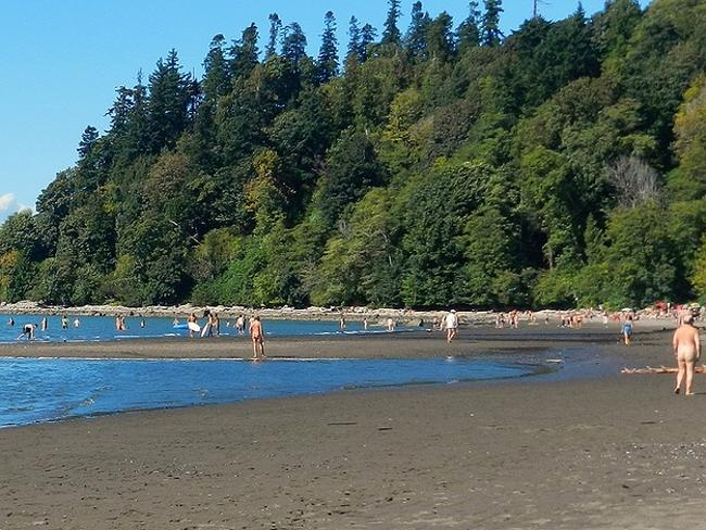 Wreck Beach, Vancouver. Picture: Outdoor PDK/Flickr