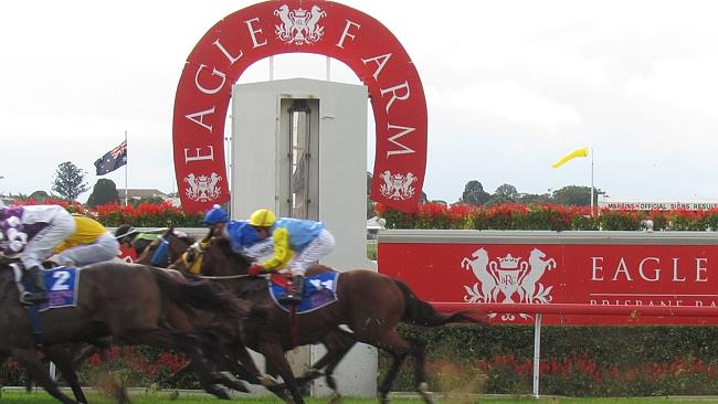 Work is set to begin on the track redevelopment at Eagle Farm in the next few weeks.