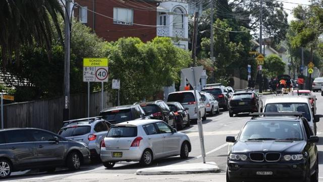 Parking problems are already causing dangerous behavior during school drop-off and pick-u