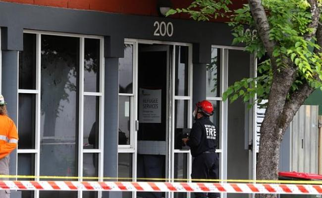 Police And Mfs Investigating Deliberately Lit Fire At