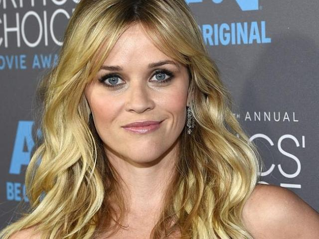 Reese Witherspoon attends the 20th annual Critics' Choice Movie Awards.