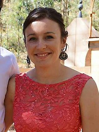 Stephanie Scott has gone missing a week before her wedding.