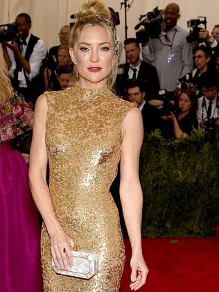 Golden girl ... Kate Hudson. Picture: Getty Images