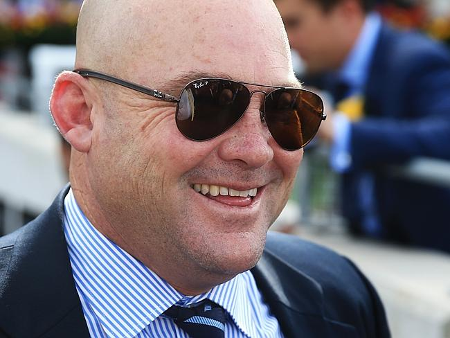 Peter Moody says it's a tough game with the swirling stable environment always having the