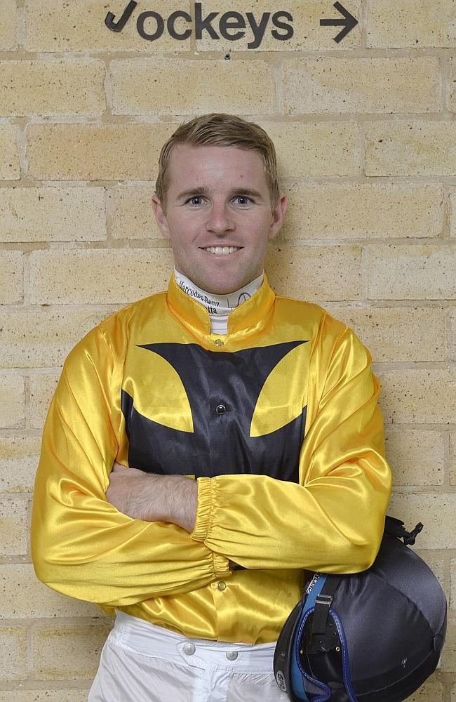 Jockey tommy Berry is venturing into the harness ranks. Picture: Jeremy Piper