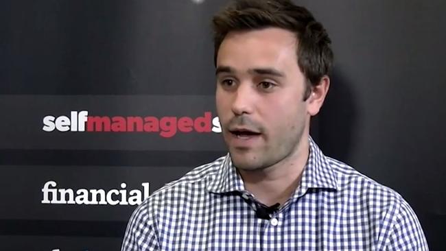 Chris Brycki of online investment platform Stockspot says his company offers much lower f