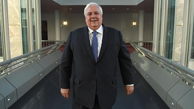 Clive blames nickel woes on Beijing