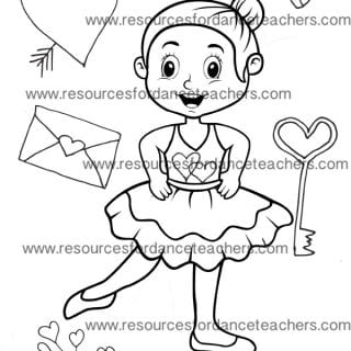 Top 5 Preschool Dance Easter songs and Coloring Sheet