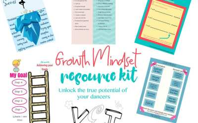 Dancing with a growth mindset – how to set goals