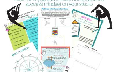 Success Mindset for Dancers – how to succeed at dance competitions