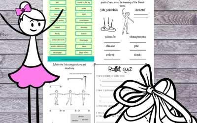Free Ballet Theory Quiz