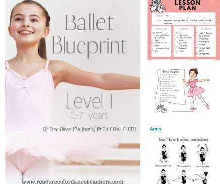 ballet curriculum blueprint