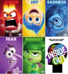 The Pixar Movie Inside Out is a super way to see our Parts in action.