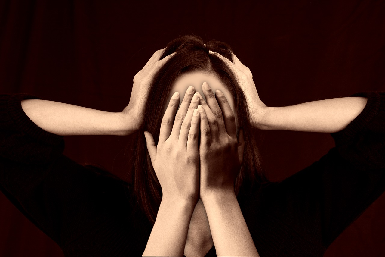 Domestic abuse plays with your head as you attempt to make sense of what is nonsense