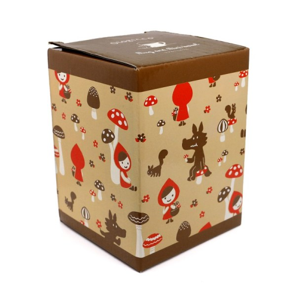 Experienced Supplier Of Paper Mushroom Box Custom