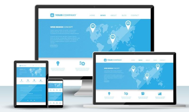 website design respawn agency image