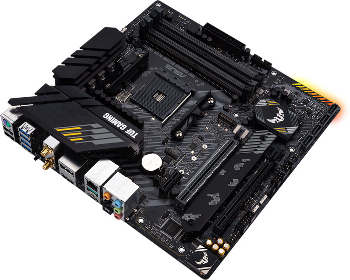 Asus B550 Motherboards Revealed: ROG Strix, TUF Gaming, and Prime