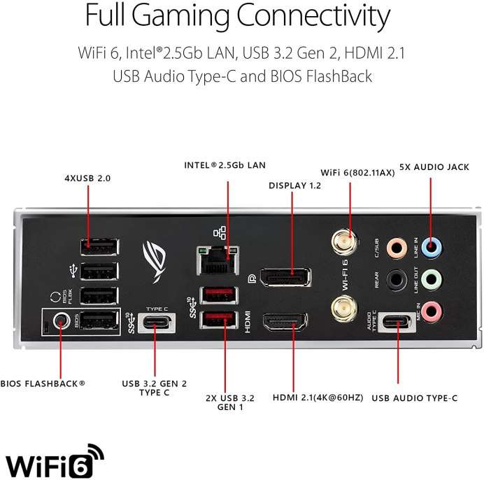 ROG Strix B550-F Gaming (Wi-Fi)