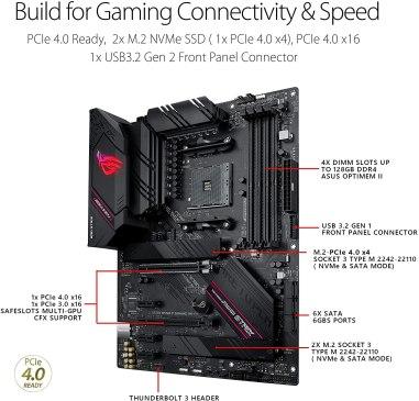 ROG Strix B550-F Gaming