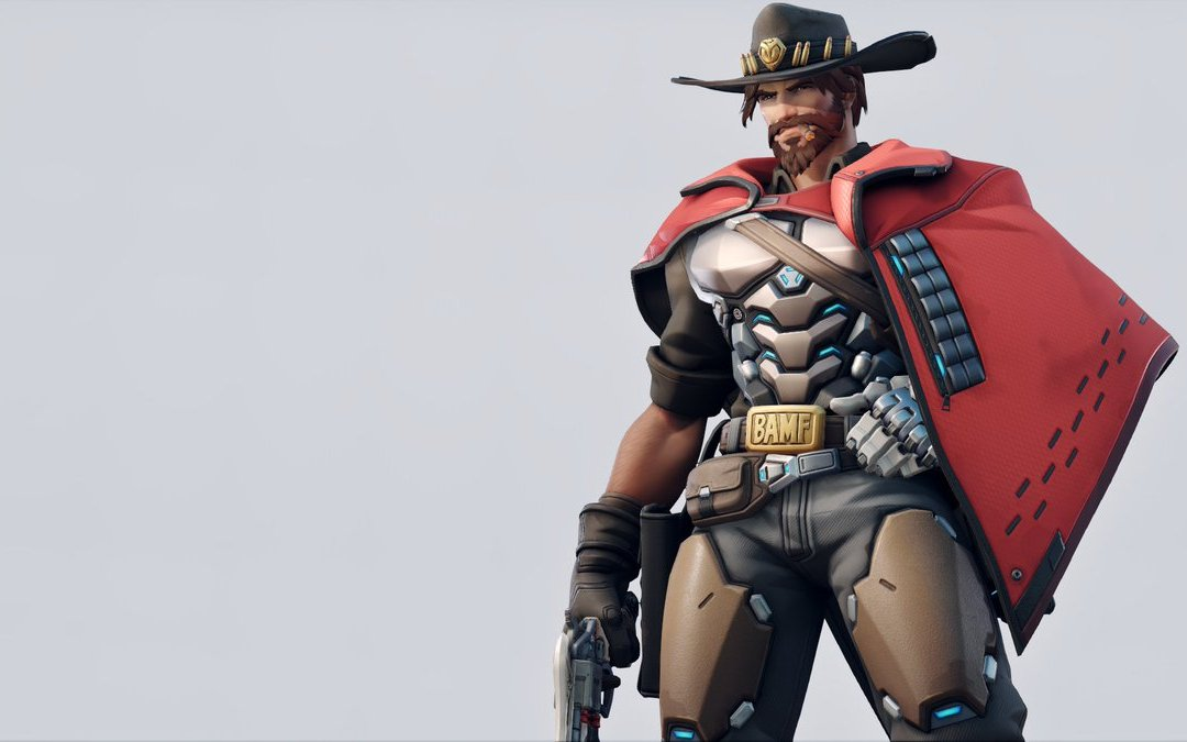 Overwatch to rename character named after alleged harasser (finally)