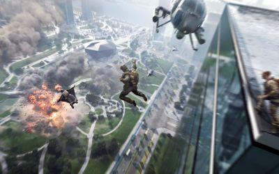 Hazard Zone Trailer for Battlefield 2042 drops and we're still just as confused…