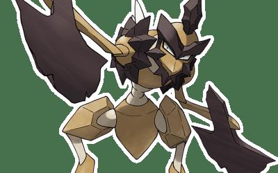 Pokémon With Axes For Arms, Surprisingly Rad
