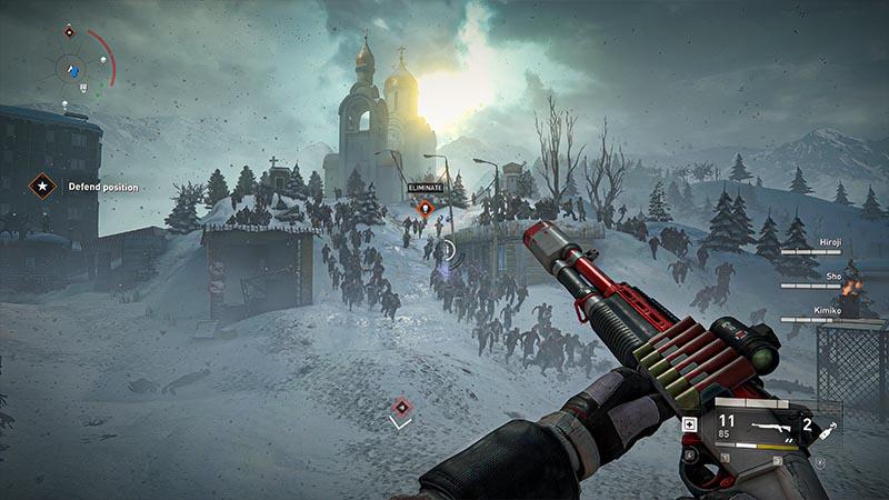 World War Z: Aftermath FPS