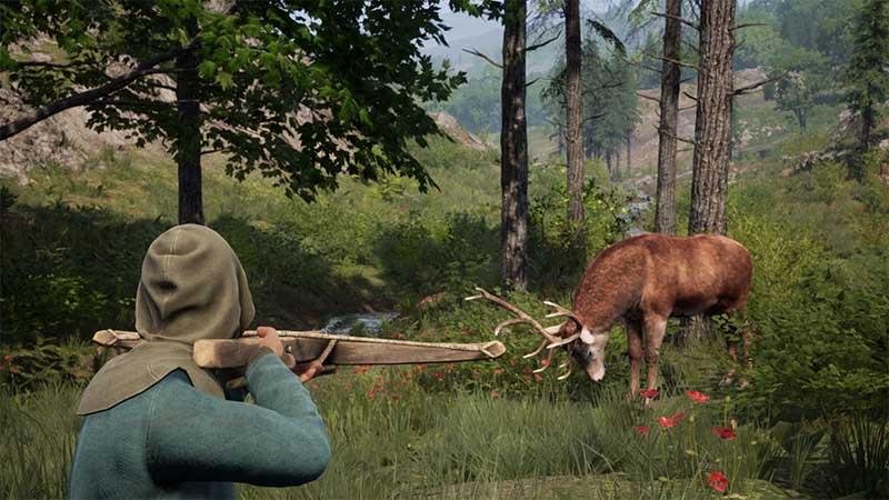 Medieval Dynasty Hunting