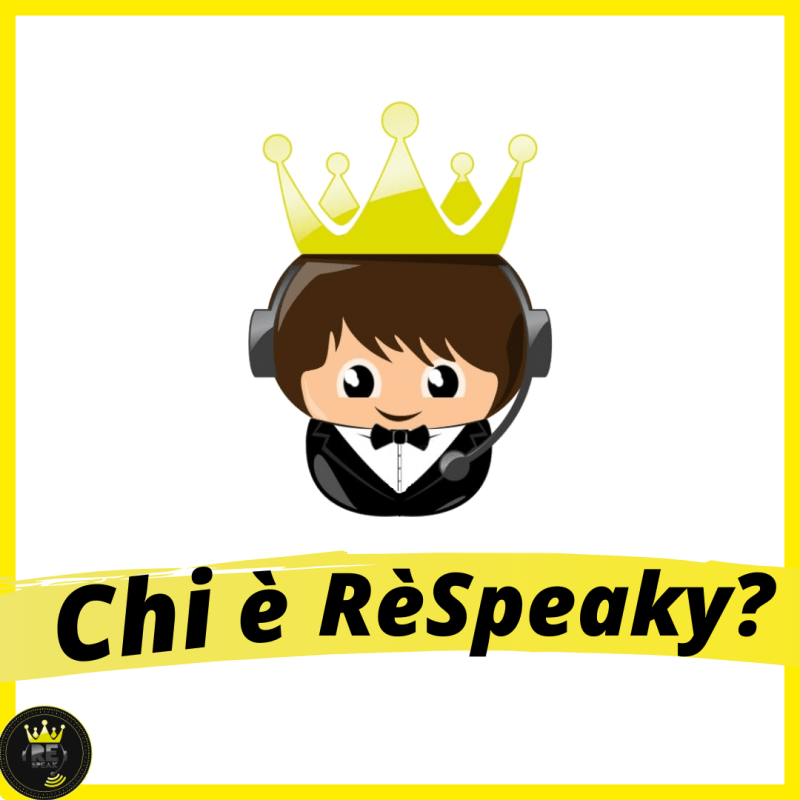 Conosciamo la mascotte di RèSpeak