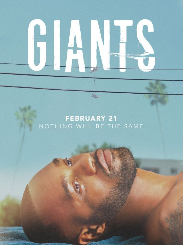 Season 2 of Giants Cover Art