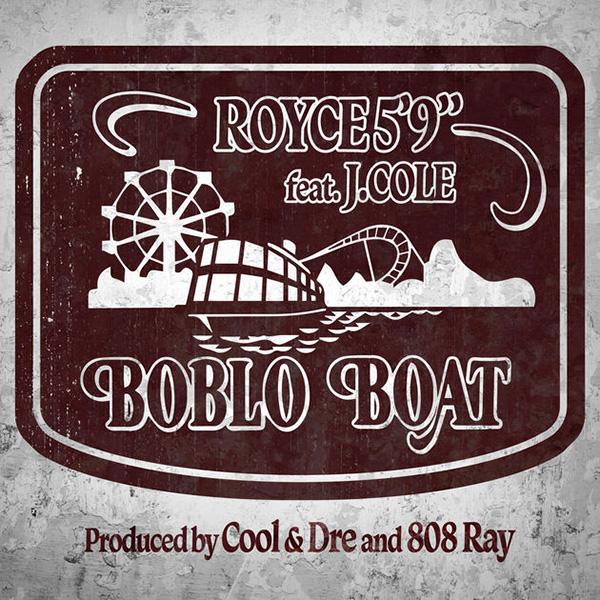"""Royce Da 5'9"""" """"Boblo Boat"""""""