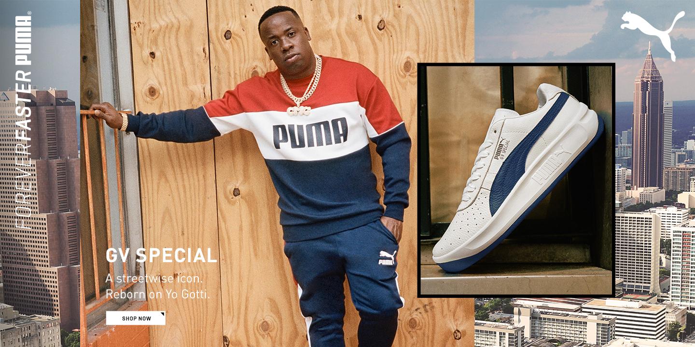 PUMA Introduces The GV Special x Yo