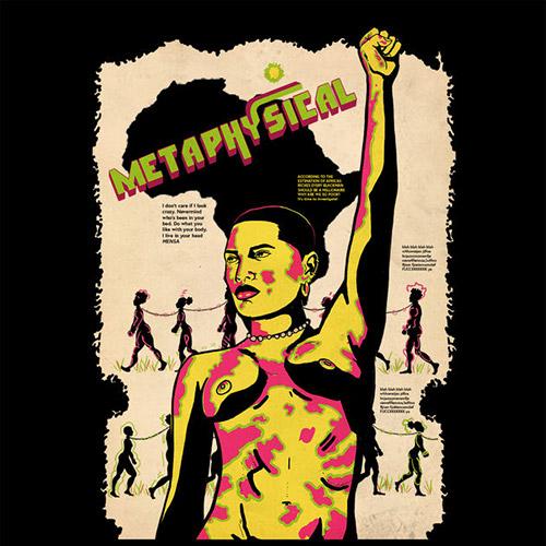 "Vic Mensa ""Metaphysical"""