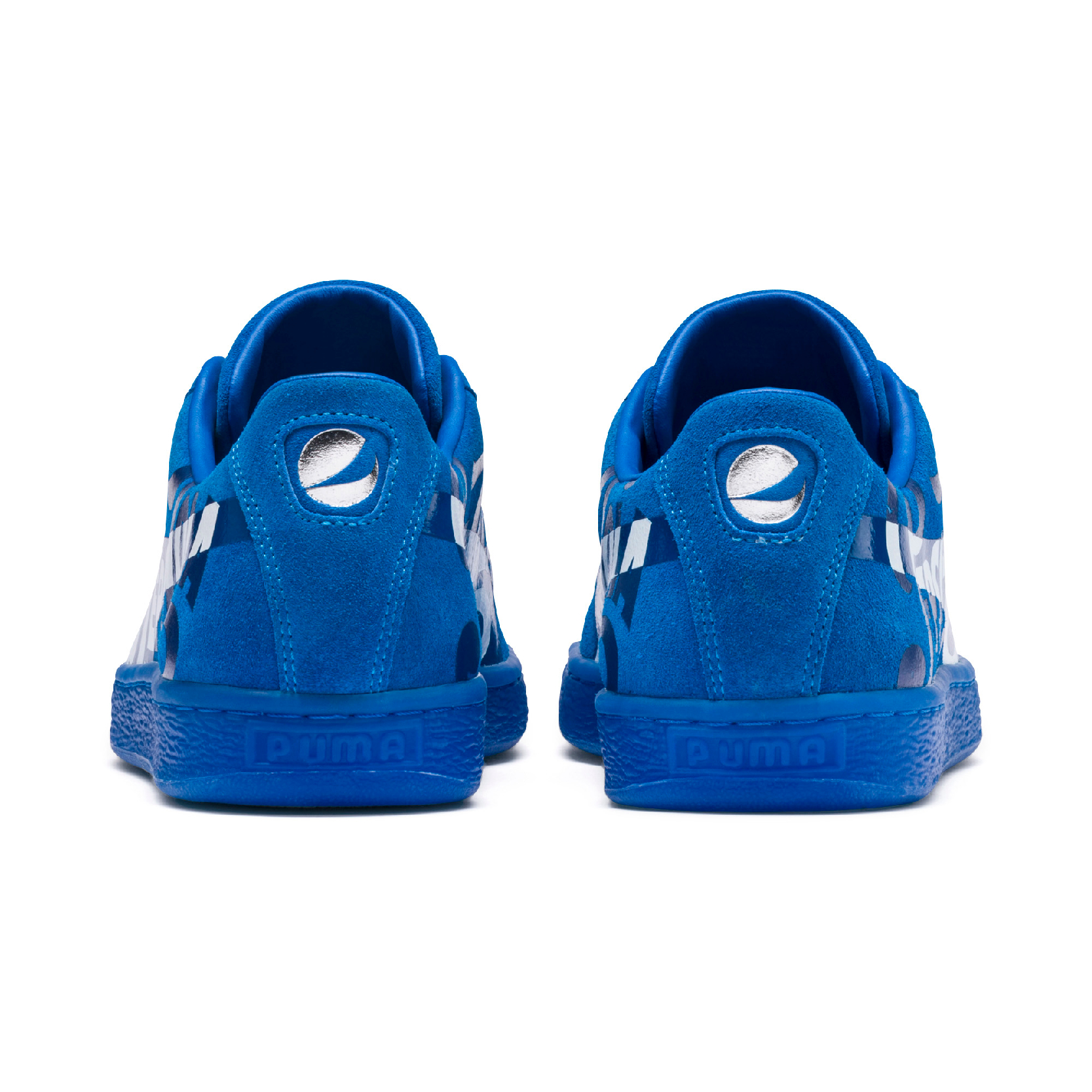 80188459042acc Image Credit  Puma. The Suede 50 PUMA x Pepsi® collection is ...