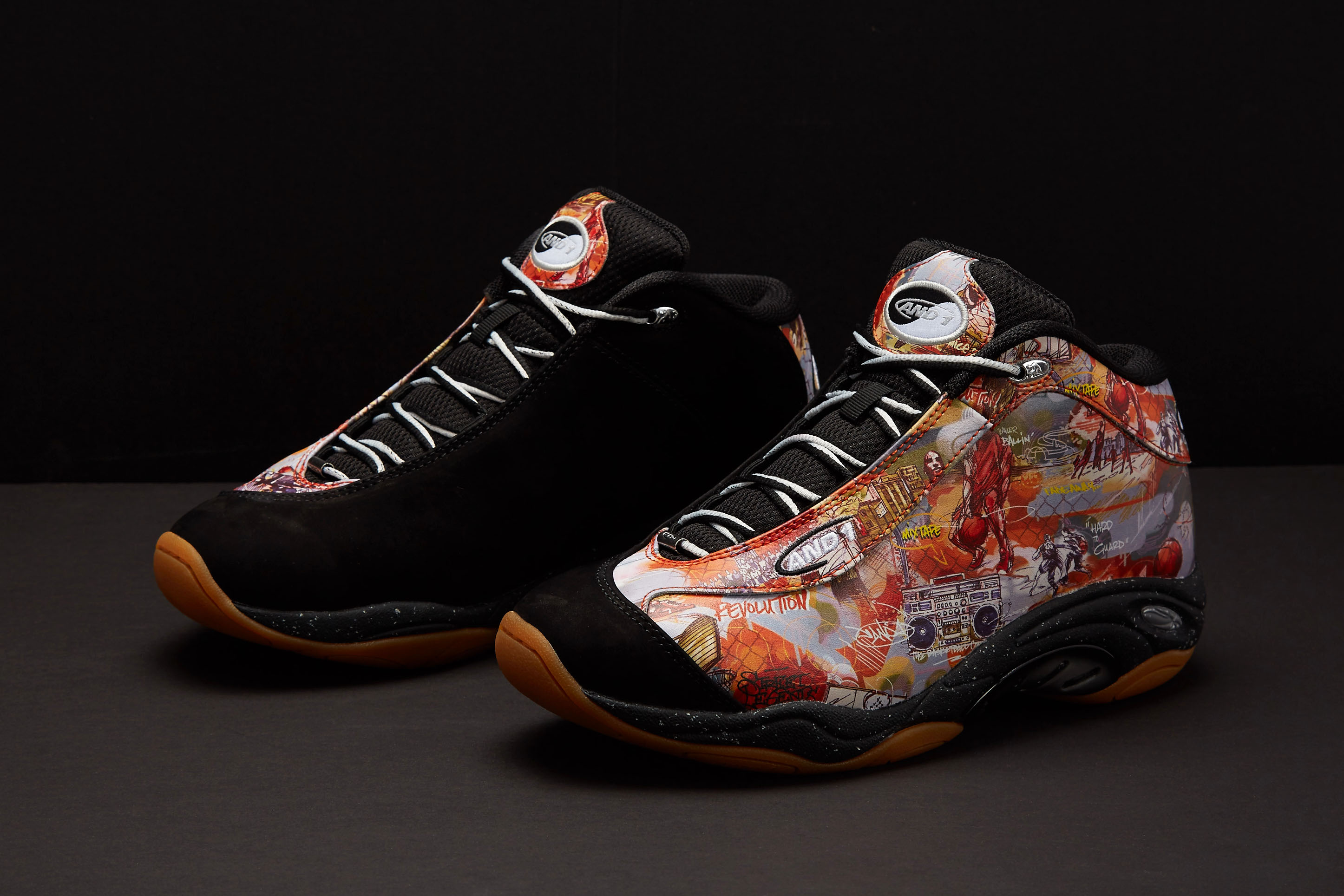 AND1 Bringing Back The Original Tai Chi, The Shoe That